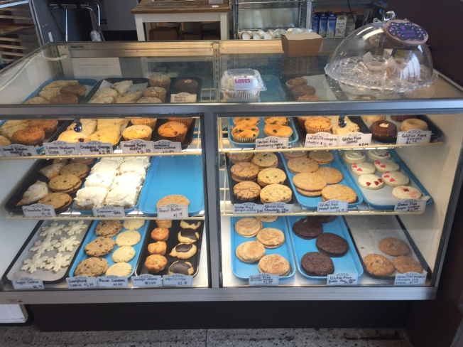 cookie section
