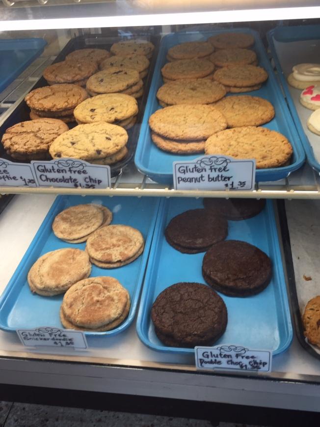 GF cookies