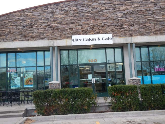 Restaurant Review - City Cakes & Cafe