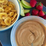 Cookie Dough Fruit Dip