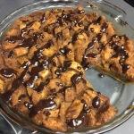 Pumpkin Pie BreadPudding